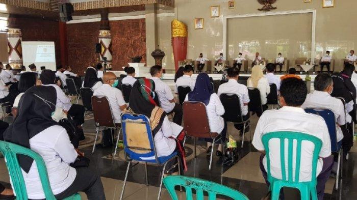 Syarat KBM Tatap Muka,Sekolah di Lamteng Wajib Isi Daftar Periksa Dapodik