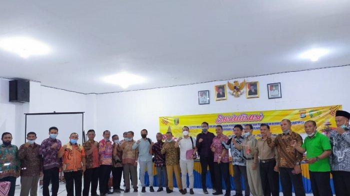 MKKS SMK Lamteng Gandeng Jaksa dan Polri dalam Sosialisasi Pendanaan Pendidikan