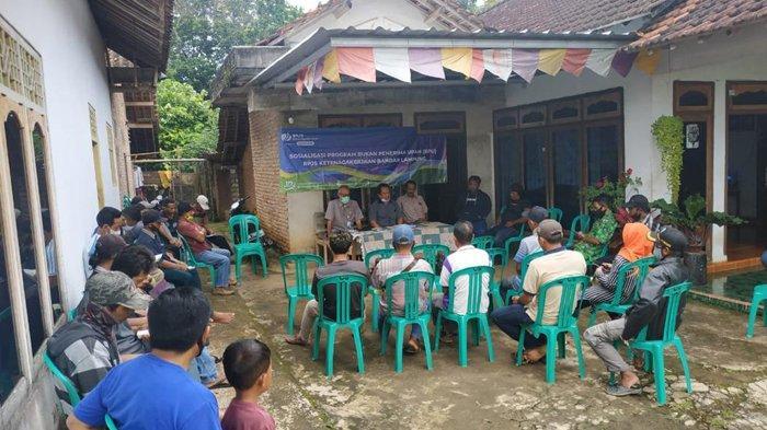 Sosialisasi Program BPU BPJS Ketenagakerjaan Bandar Lampung ke Anggota PSH Pesawaran