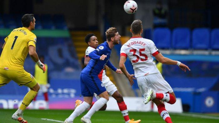 Jadwal Liga Inggris dan Prediksi Laga Southampton vs Chelsea