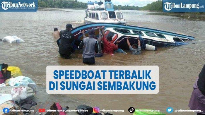 Kecelakaan Speedboat di Nunukan, 6 Orang Meninggal Dunia dan 1 Korban Belum Ditemukan