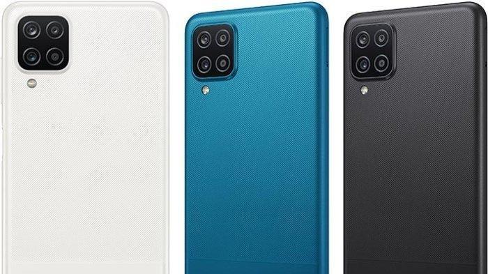 Harga HP Samsung Rp 2 Jutaan, Galaxy A12