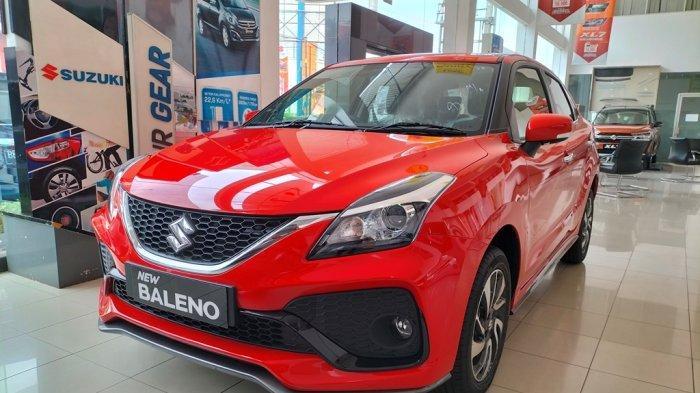 Info Mobil, Mobil Suzuki Baleno Hatchback Banyak Diminati Para Wanita di Lampung