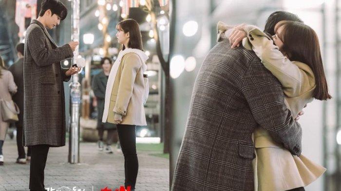 Spoiler My Roommate Is A Gumiho, Jang Ki Yong dan Hyeri Lakukan Adegan Romantis
