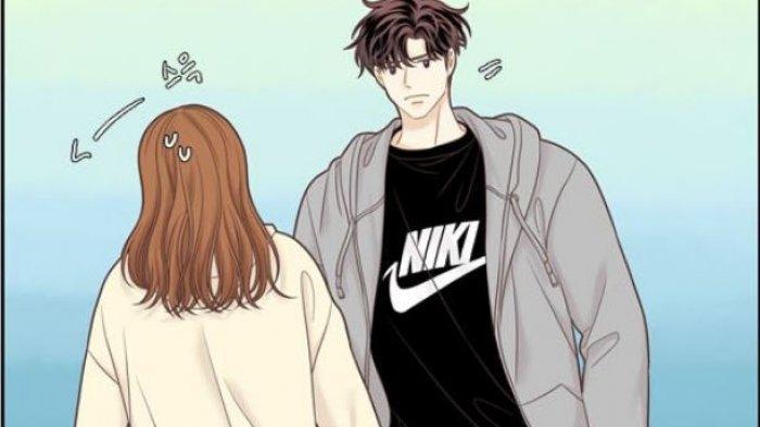 Spoiler Webtoon Girl's World Episode 40, Oh Nari Hindari Kwon Seungha