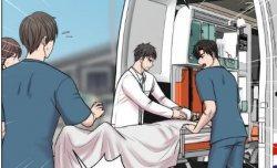 Spoiler Webtoon Trauma Centre Episode 49, Baek Kanghyuk dan Tim Segera Kembali ke Korea