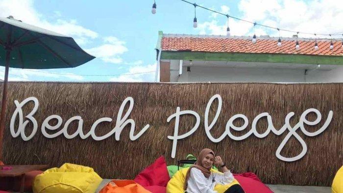 Dr Koffie, Tempat Ngopi di Bandar Lampung Bernuansa Pantai