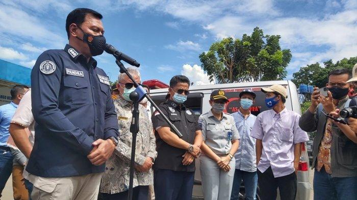 Sriwijaya Air memfasilitasi korban Sriwijaya Air SJ 182 asal Lampung.