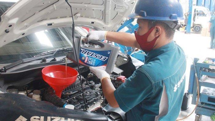 Suzuki Service Pre Holiday Campaign