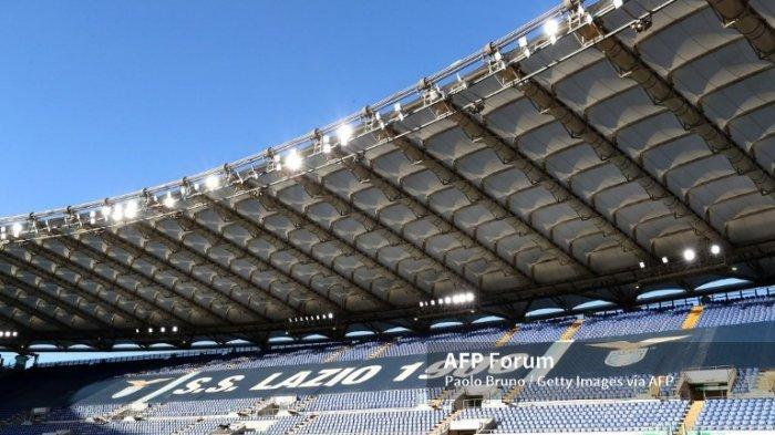 Link Live Streaming Euro 2021, Stadion Olimpico Roma Tetap Akan Ada Penonton