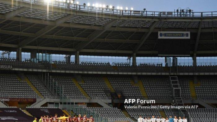 Ilustrasi, Stadion Olimpico sebagai pembuka Euro 2021, pertandingan Timnas Italia vs Turki
