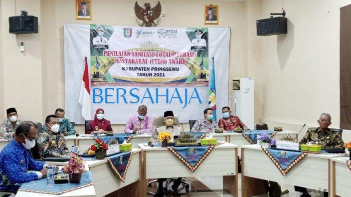 Sujadi: Pemberdayaan Masyarakat Jadi Unggulan Pringsewu Lampung