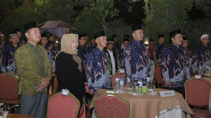 156 Qori dan Qoriah Pringsewu Ikuti STQ