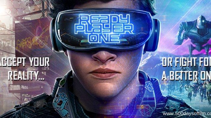Streaming Film Ready Player One Sub Indo, Film Tye Sheridan dan Olivia Cooke