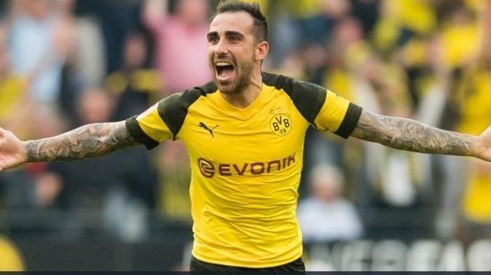Jadwal Liga Champions Borussia Dortmund vs Barcelona - Ajang Pembuktian Paco Alcacer