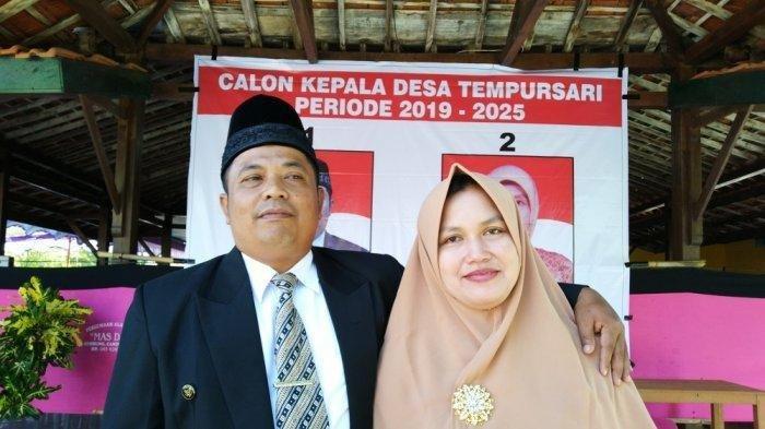 Suami Istri Bersaing untuk Jadi Kepala Desa, Terungkap Alasan Istri Mau Melawan Suaminya di Pilkades