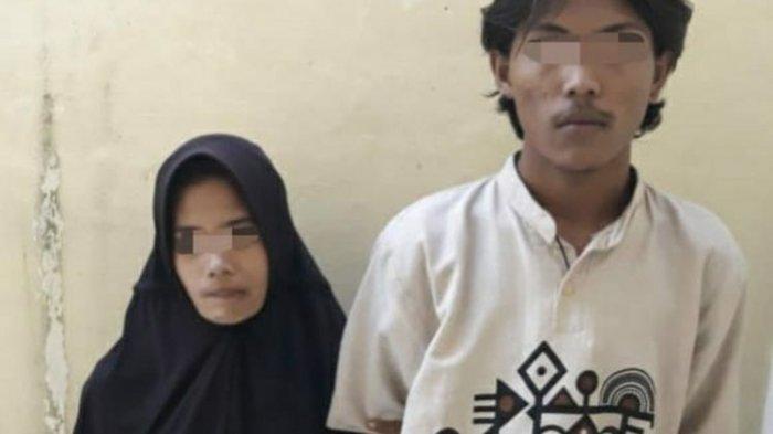 Suami Istri Berusia Belasan Tahun Kesal Ditagih Utang, Bunuh Nenek 78 Tahun di Inhu
