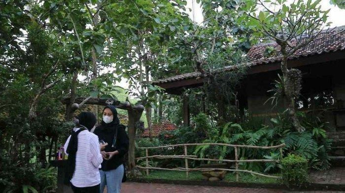 Kuliner Lampung - Bersantap di Maknoni Village, Serasa Pulang ke Desa Nenek