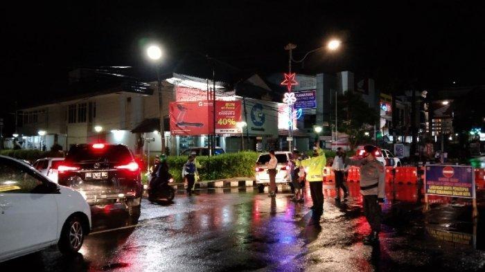 Satgas Covid-19 Klaim Perayaan Malam Tahun Baru di Bandar Lampung Aman dari Kerumunan