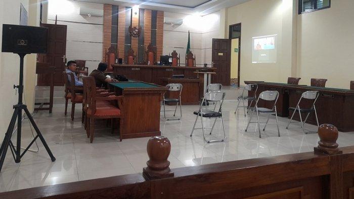 BREAKING NEWS Sidang Perkara Korupsi BOK Kabupaten Lampung Utara Kembali Digelar