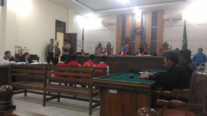 Suasana Sidang Perkara Bentrok Register 45 Mesuji Tak Kondusif, Hakim Lakukan Hal Ini