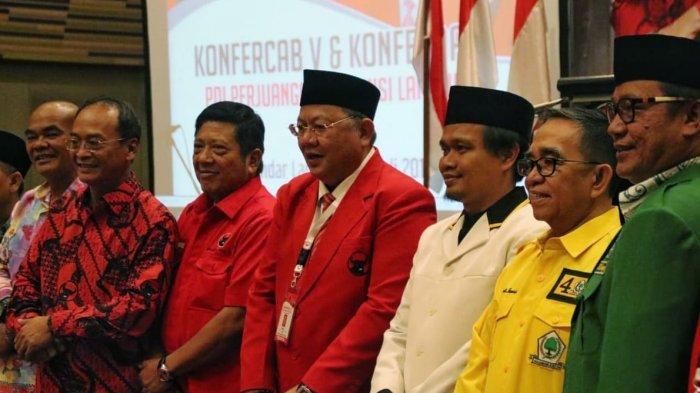 Kostiana dan Apriliati Jadi Pesaing Mingrum Kandidat Ketua DPRD Provinsi Lampung