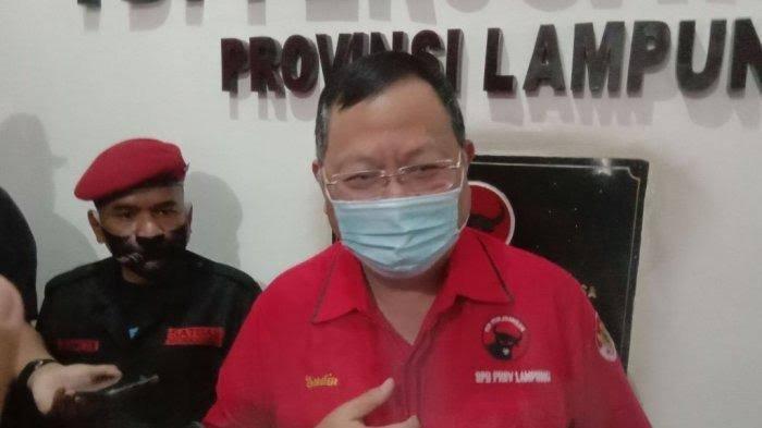 Pelantikan 2 PAW dari Fraksi PDIP DPRD Lampung Tunggu Surat Kemendagri