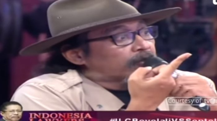 Sudjiwo Tedjo Sindir Sikap Mahfud MD saat Aa Gym Berbicara di Acara ILC