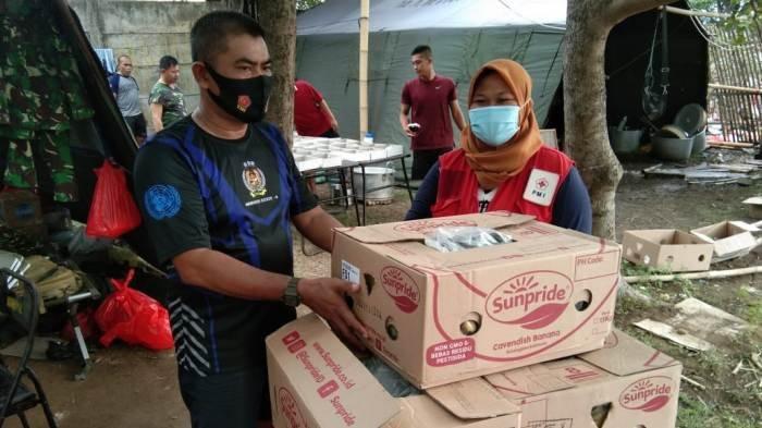 Dukung Tim SAR Pesawat Sriwijaya Air, Sunpride Donasikan Pisang Cavendish dan Jambu Crystal