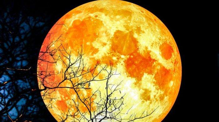 Fenomena Blood Moon 27 Juli 2018, Gerhana Bulan Terlama di Abad 21