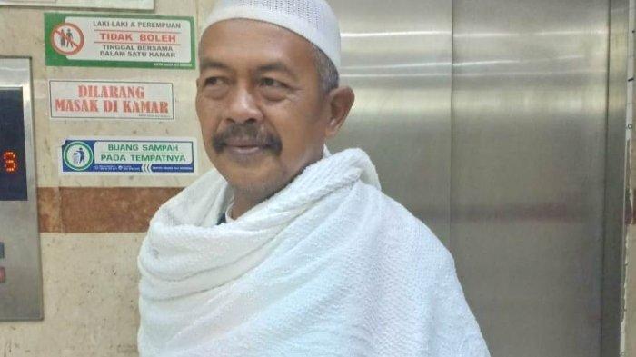 Bagikan Kurma di Jalan Raya Makkah, Warga Mesuji Diapresiasi Jamaah Asing