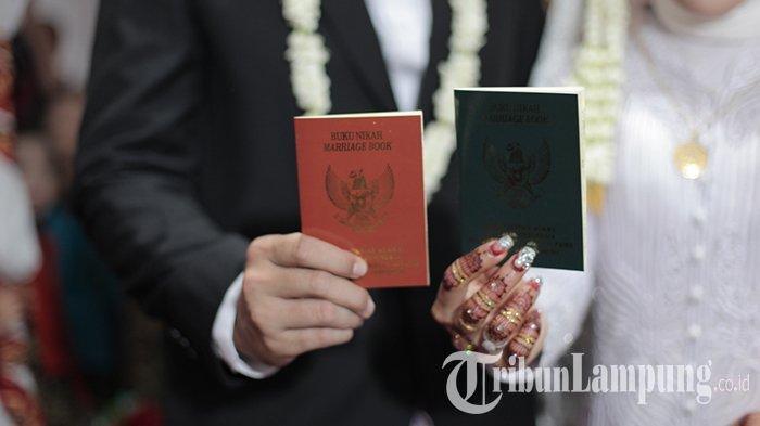 Syarat Numpang Nikah Pria dan Cara Dapat Buku Nikah Pria Tahun 2021