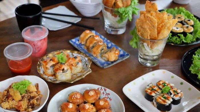 Kuliner Jakarta, 5 Restoran Jepang di Melawai Blok M, Little Tokyo, Jakarta yang Wajib Dikunjungi