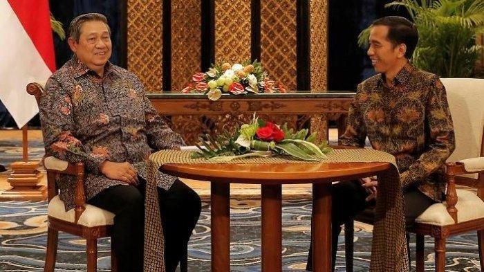 Partai Demokrat Makin Mesra dengan Koalisi Jokowi-Ma'ruf