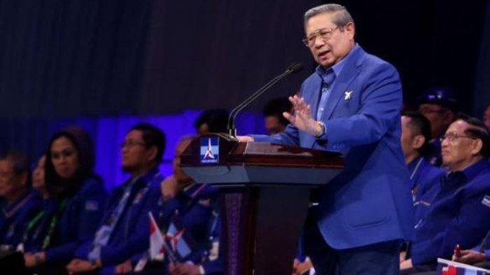 SBY Tanggapi KLB Partai Demokrat, 'Akal Sehat Telah Mati'