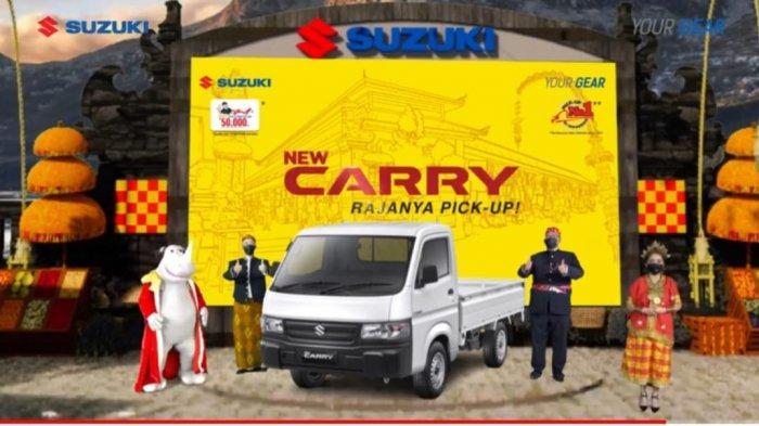 PT SIS Luncurkan New Carry Pick Up dengan Tampilan Baru