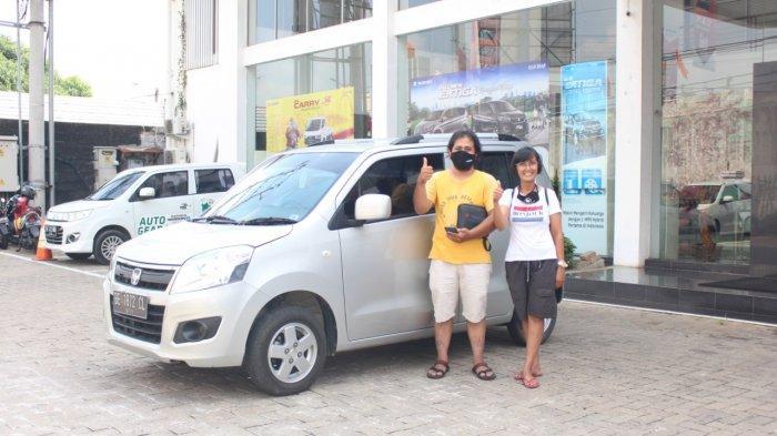 Irit dan Nyaman Pakai Suzuki Karimun dari Lampung ke Samosir