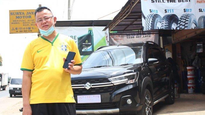 Bapak Caca : Mobil Suzuki Sekarang Ada Dimana Mana