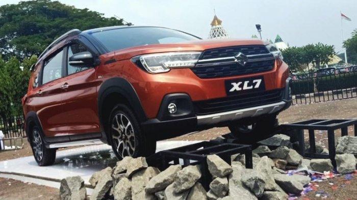 Menilik Fitur Keamanan Suzuki XL7