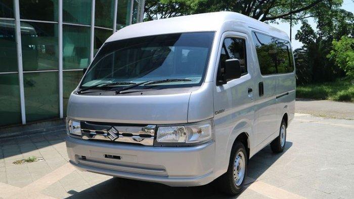 Carry Minibus dan Blind Van Lahir Kembali, Harga Tembus Rp 200 Juta