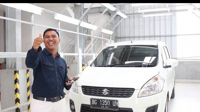 Bapak Silalahi : Body Repair Suzuki Mobil Lampung Memang OK