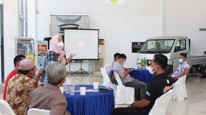 Suzuki Persada Lampung Raya Sukses Gelar Test Drive di Bandar Lampung dan Bandar Jaya