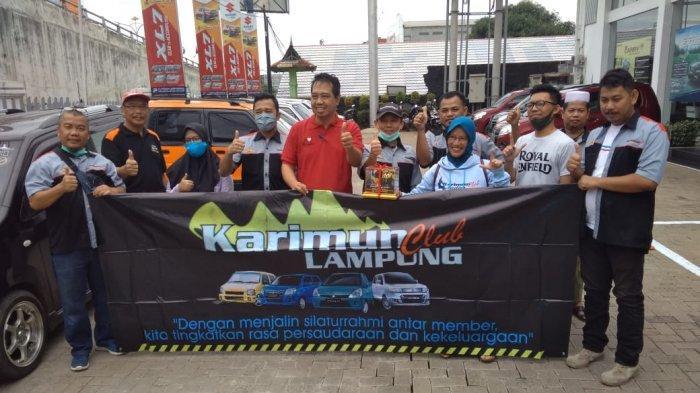 Karimun Club Lampung Goes to Jambore KCI Reg Sumatera 2 di Sumatera Barat