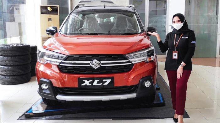 Beli Mobil Keluarga, Suzuki XL7 Bisa Jadi Pilihan dan Bebas Pajak Barang Mewa