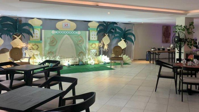 Swiss-Belhotel Lampung menyajikan Kampoeng Ramadhan.