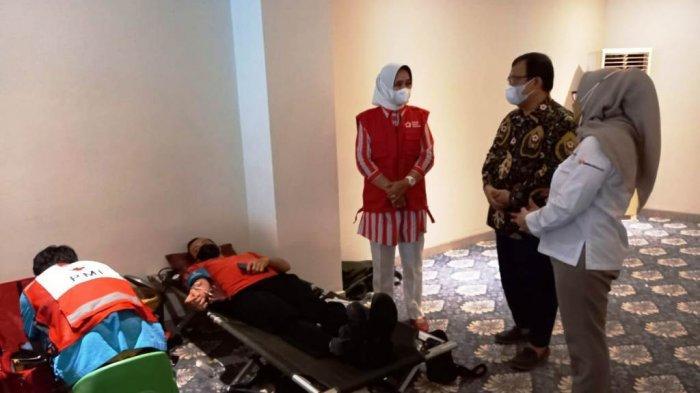 Swiss-Belhotel Lampung dan PMI Adakan Kegiatan Donor Darah