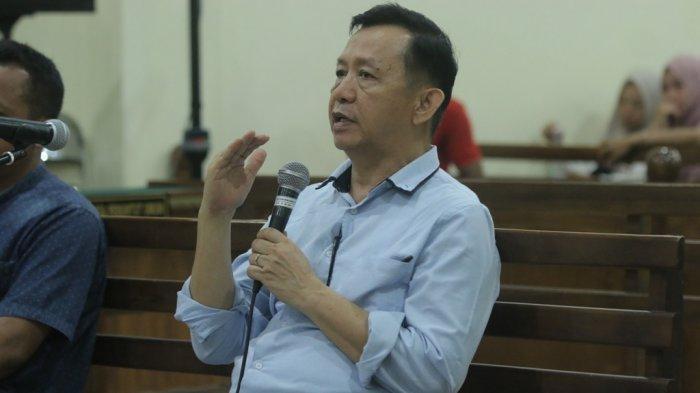 Syahbudin Ogah Bareng Agung, Minta Pindah Jika Sama-sama Ditahan di Lapas Rajabasa