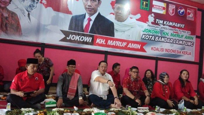 Sudin: Semua Kader PDIP Bisa Maju Pilkada Bandar Lampung