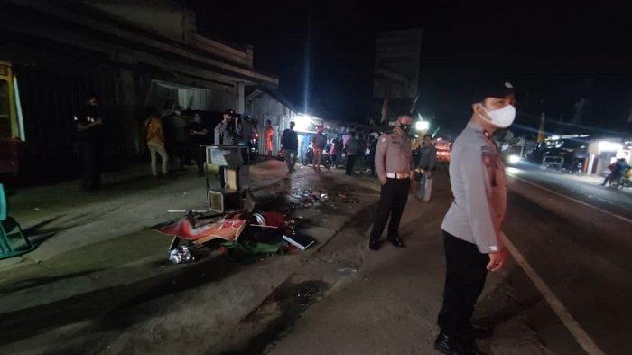 Tabrak Mobil dari Arah Berlawanan, Pemotor di Pesawaran Lampung Tewas
