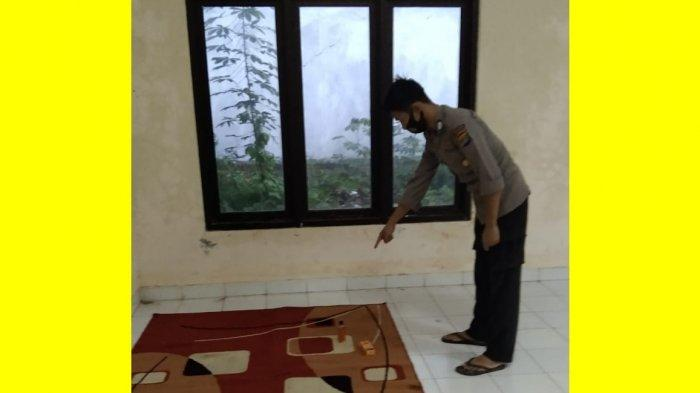 Tahanan di Bandar Lampung Kabur Seusai Pijat Polisi yang Menjaganya